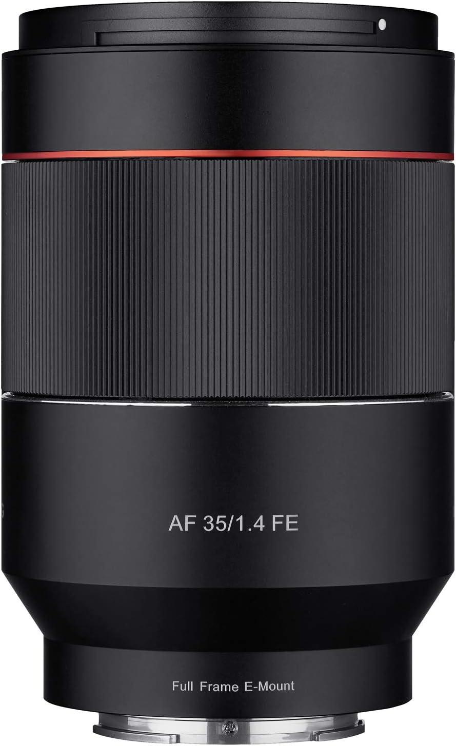 Samyang 35 1 4 Objektiv Dslr Autofokus Sony E Kamera