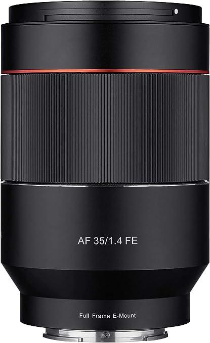 Samyang SA7041 - Objetivo AF para cámaras Digitales sin Espejo ...