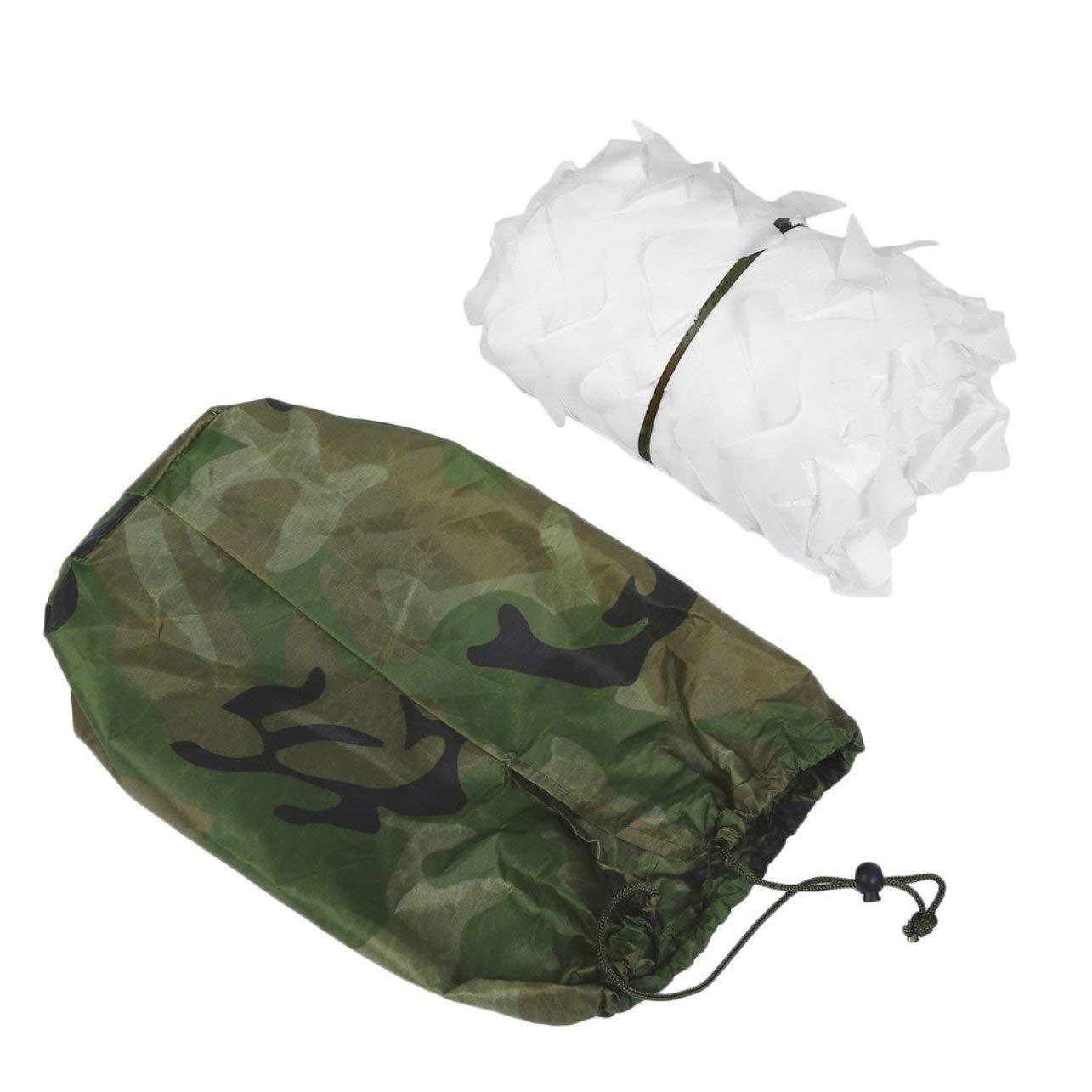 WOSOSYEYO Tarnnetz Army Military Tarnnetz Autoabdeckzelt Jagdjalousien Netting Optional Gr/ö/ße Lange Abdeckung Verbergen Drop Net