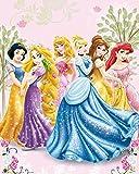 Grupo Erik MPGE0089 Mini Poster Disney Princesas, carta, Multicolore, 40 x 50 cm