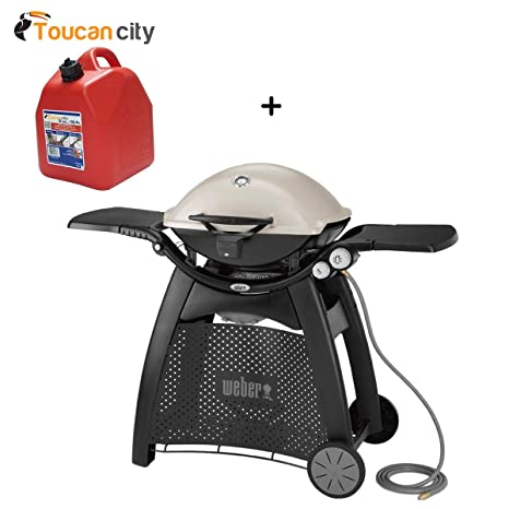 Toucan City 57067001 - Parrilla de Gas Natural con ...