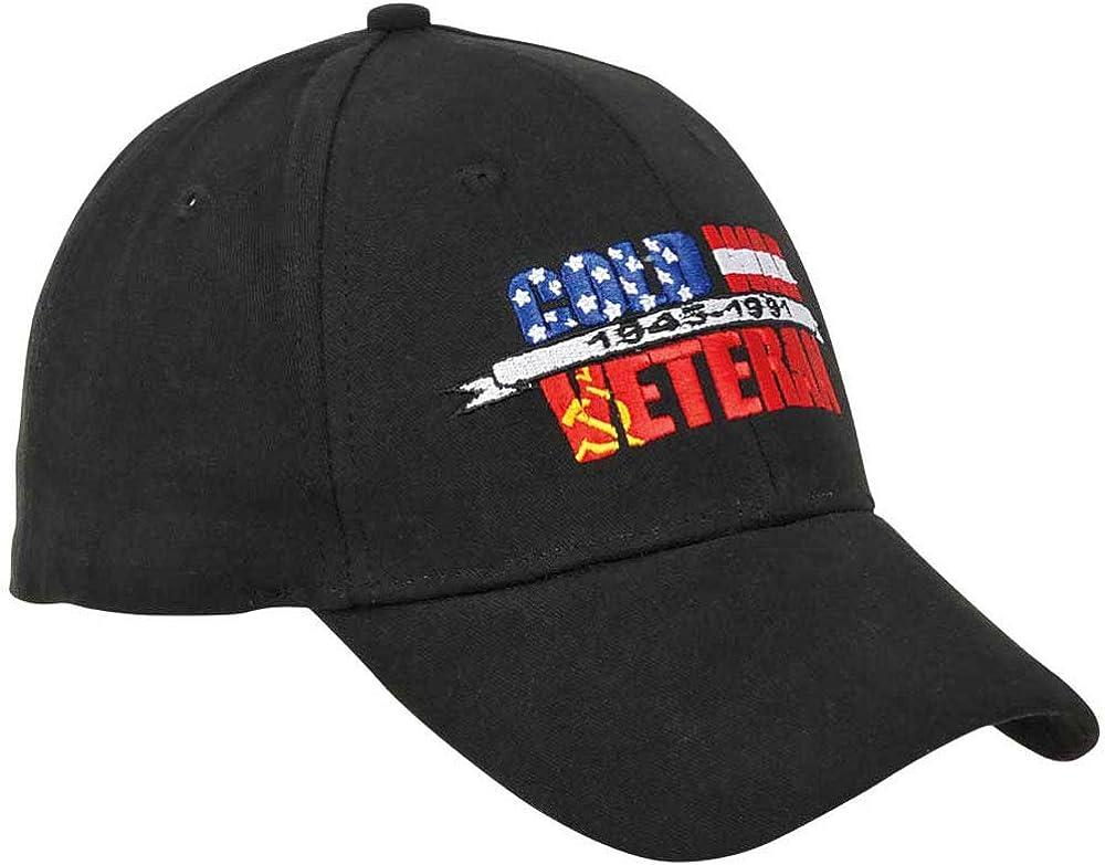 Cold War Veteran 1945-1991 Black Hat