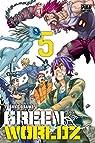 Green Worldz, tome 5 par Osawa