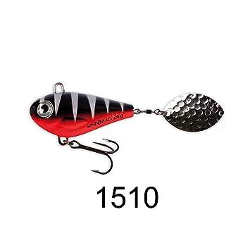 Spinner Jig Major Fish 18 Gramm 5 cm Hecht Barsch viele Farben