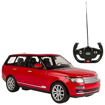 Rastar - Range Rover Sport 2013, coche teledirigido, escala 1:14, color rojo (ColorBaby 85023): Amazon.es: Juguetes y juegos