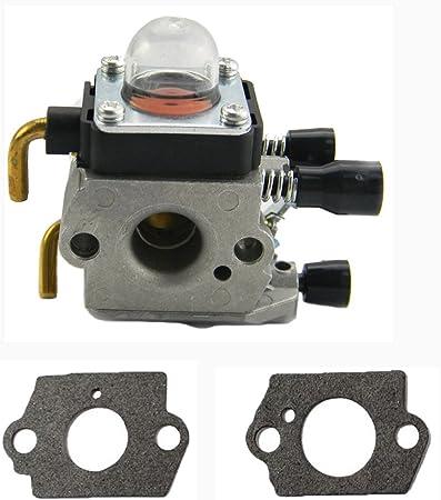 Amazon.com: Salvador Carburador Carb Para Stihl FS74 FS75 ...