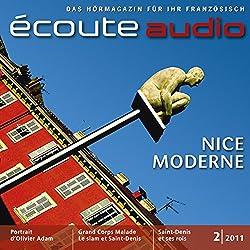 Écoute Audio - Nice moderne. 2/2011. Französisch lernen Audio - Nizza