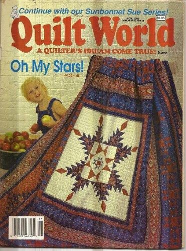 (Quilt World Magazine, October/November 1989 (Volume 14, Number 6))