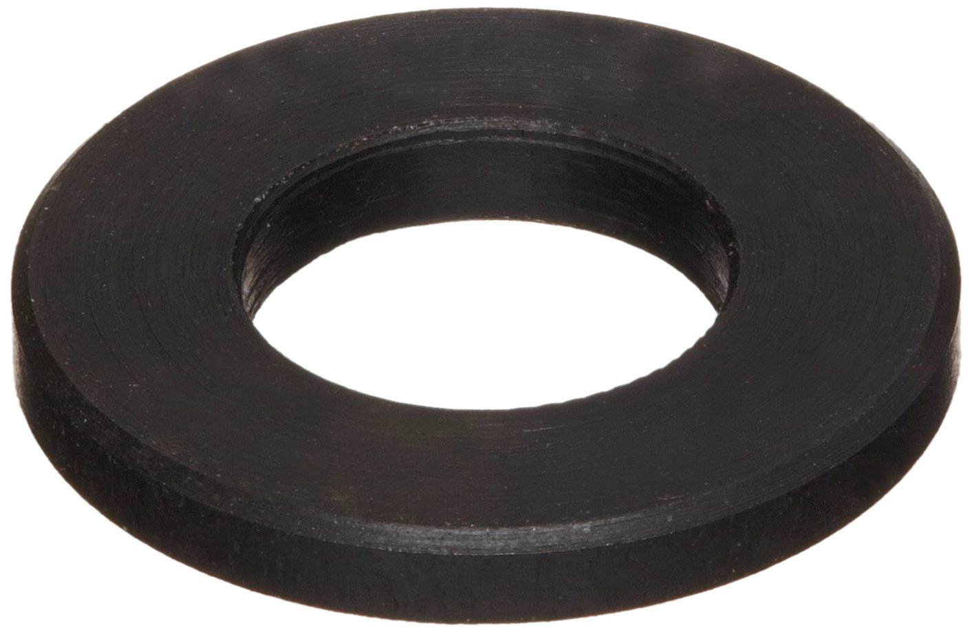 0.187 Nominal Thickness #10 Hole Size 1 OD Made in US 0.505 ID 1 OD 0.187 Nominal Thickness Accurate Manufacturing Z0356 Black Oxide Finish 4140 Steel Flat Washer 0.505 ID