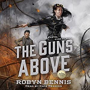 The Guns Above Audiobook