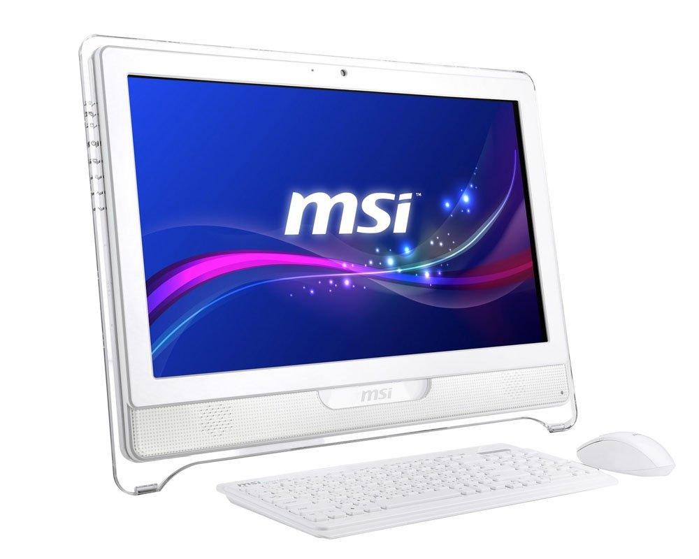 MSI AE2211-059FR - Ordenador de sobremesa (con monitor de 22 pulgadas (55,88 cm), procesador Intel Core Duo a 2,7 GHz, 500 GB de disco duro, 4096 MB de RAM, ...