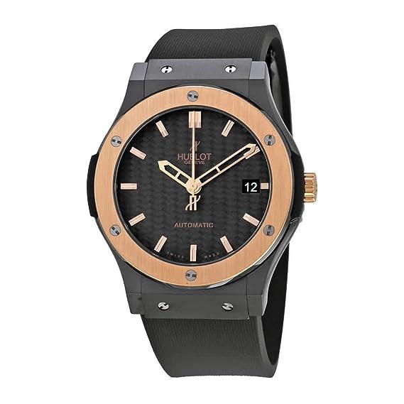 Hublot clásico fusión Cerámica Rey Oro Reloj Automático para hombres - 511. Co. 1780. RX: Hublot: Amazon.es: Relojes
