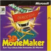 Microsoft 3D Movie Maker for Windows 95: Amazon.es: Microsoft ...