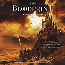 The Bloodprint Audiobook by Ausma Zehanat Khan Narrated by Jenny Bryce