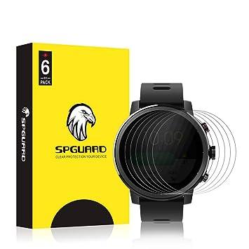 Amazon.com: Protector de pantalla SPGuard compatible con ...