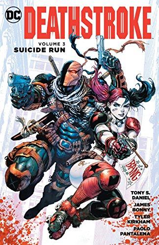 Deathstroke Vol. 3 Suicide -