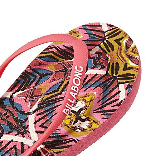 Billabong dama zapatos de deporte en sala mujer Pink