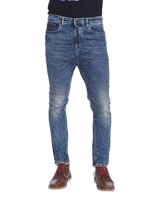 8b17303d Jack & Jones Men's Slim Fit Jeans (5712835236503 Medium Blue Denim 36W ...
