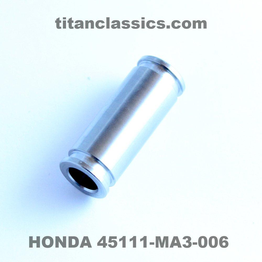 Honda TITANIUM caliper sleeve 45111-ma3-006