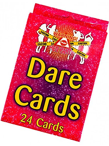 Hen Party Dare Cards Pack - Girls Night Fun Truth Dare Drinking Game MuQu