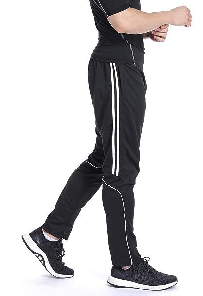 FITTOO Pantalones Deportivos para Hombre Mallas de Fitness Elásticos y  Transpirables  Amazon.es  Ropa y accesorios 392c71e078ca
