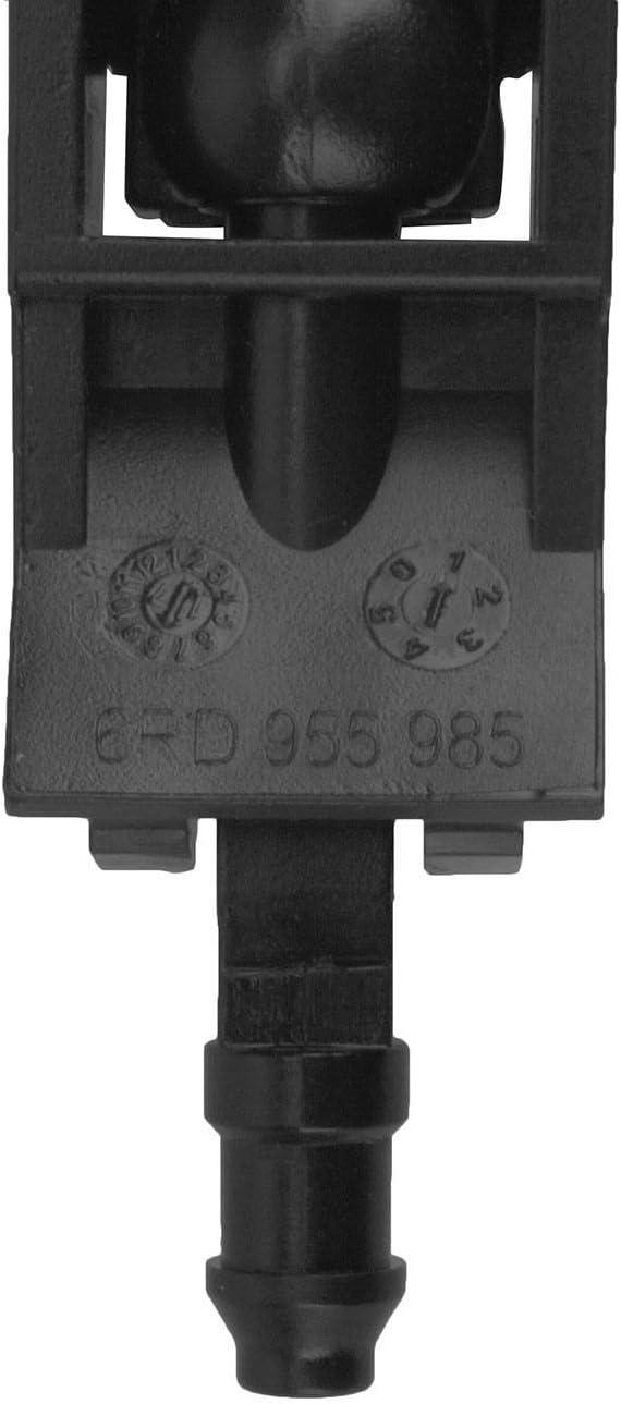 Autopa 6E0955985/A 2XWASCHWASSERD/ÜSE Fan Nozzle Washer Jet