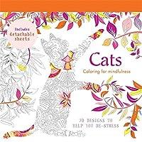 Cats: 70 designs to help you de-stress
