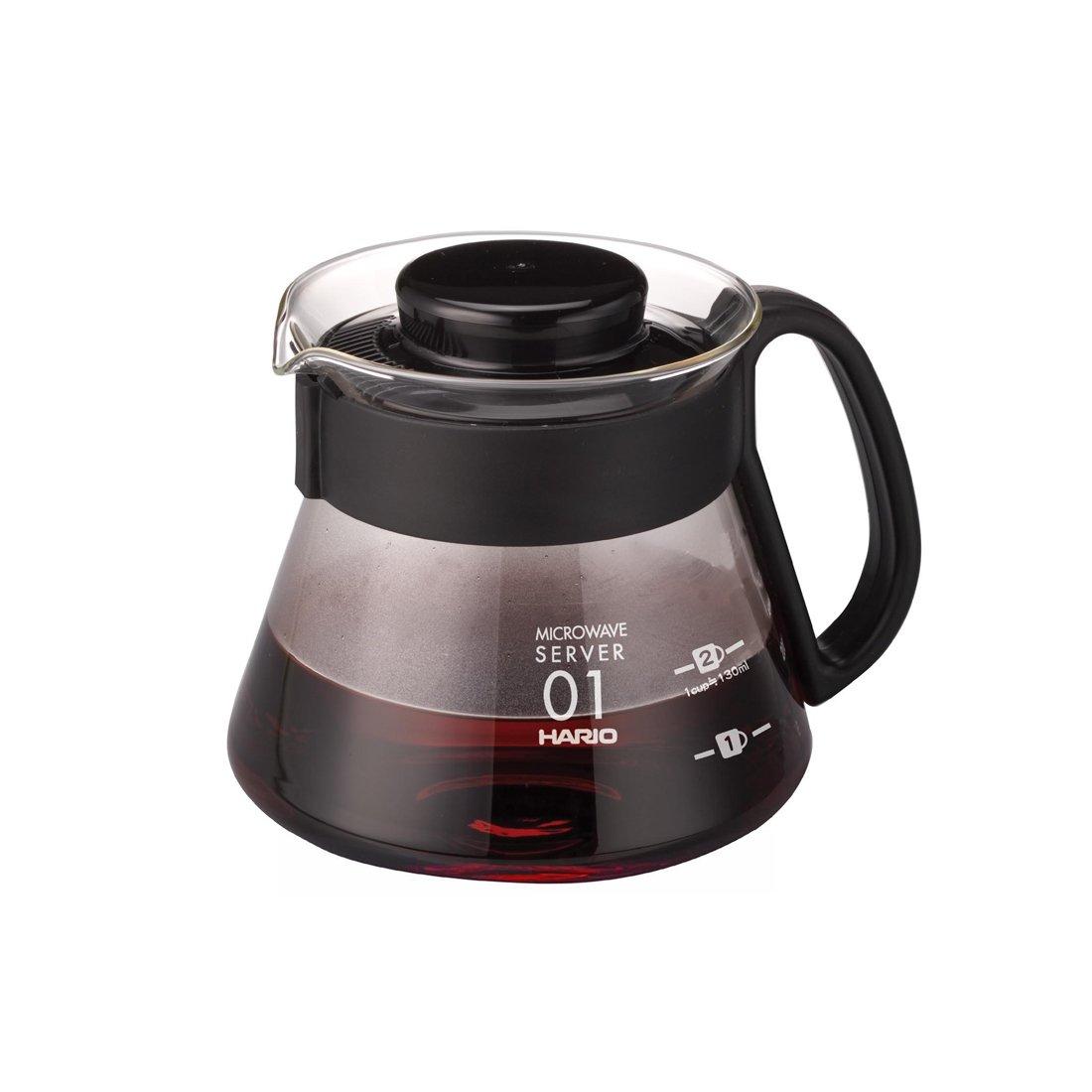 Hario V60 Range Coffee Server, 360ml XVD-36B