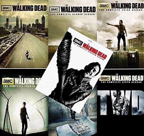 The Walking Dead Complete Season 1 2 3 4 5 6 7 ( DVD, 2017) YammaMarket