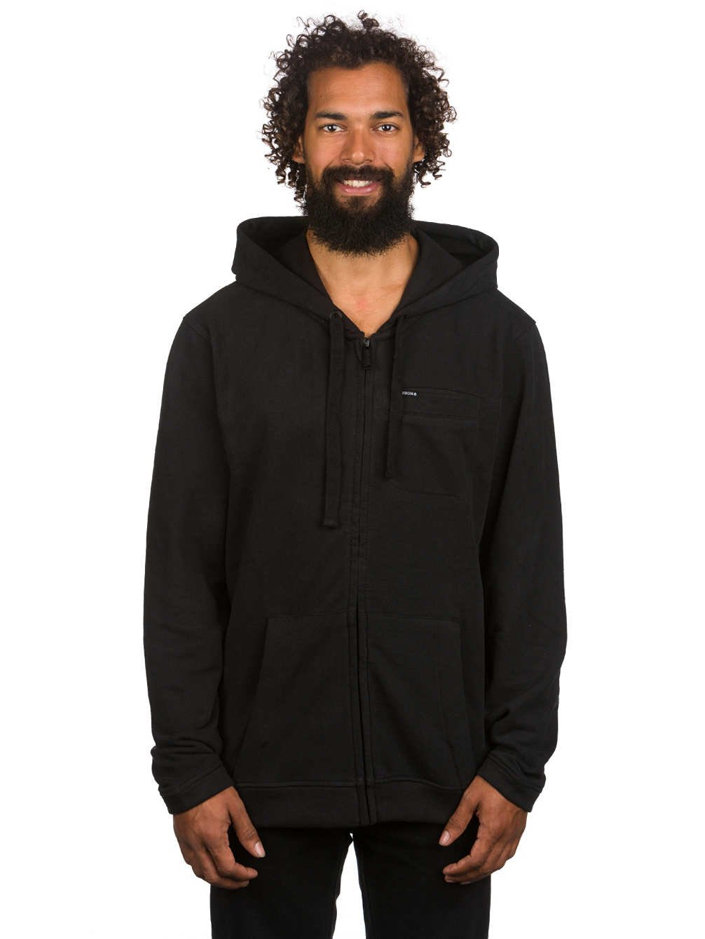 NIXON Shore Full Zip Hoodie Fall Winter 16-17