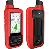 TUSITA Case Compatible with Garmin GPSMAP 66s 66st 66sr - Silicone Protective Cover - Handheld GPS Accessories