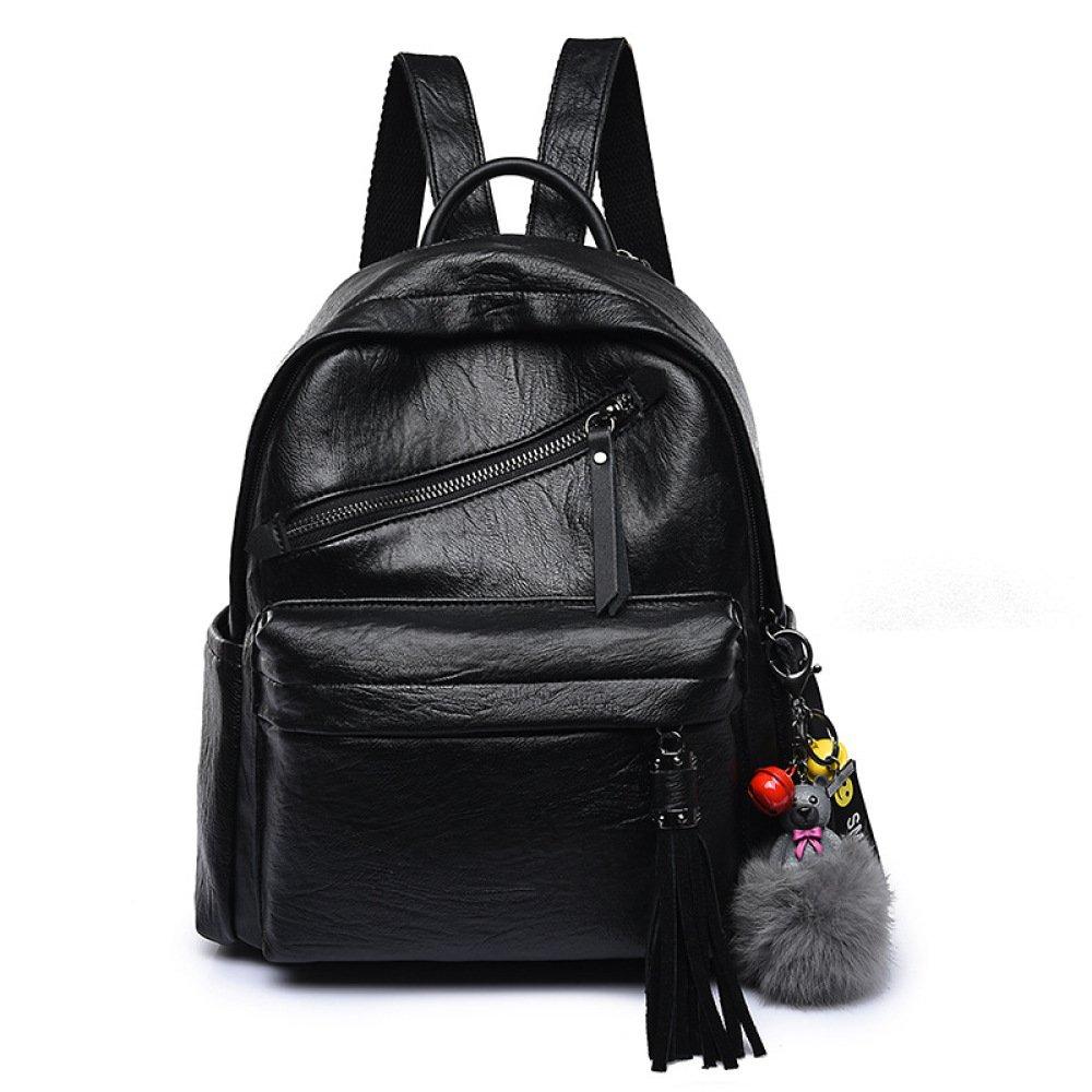 ZLLNSXKB ZLLNSXKB ZLLNSXKB Lady Fashion Rucksack Wild Quaste Schultertasche Praktisch Outdoor Reisetaschen B07F9NWXBJ Rucksackhandtaschen Angemessener Preis d58630