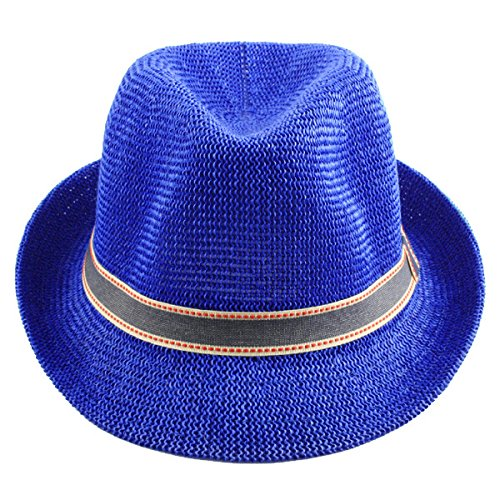 c7a8c6bb544554 Samtree Fedora Beathable Panama Trilby. Review - Samtree Fedora Hats for Women  Men ...