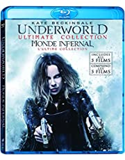 Underworld: Ultimate Collection (Underworld / Underworld: Evolution / Underworld: Rise Of The Lycans / Underworld: Awakening / Underworld: Blood Wars) (Bilingual) [Blu-ray]
