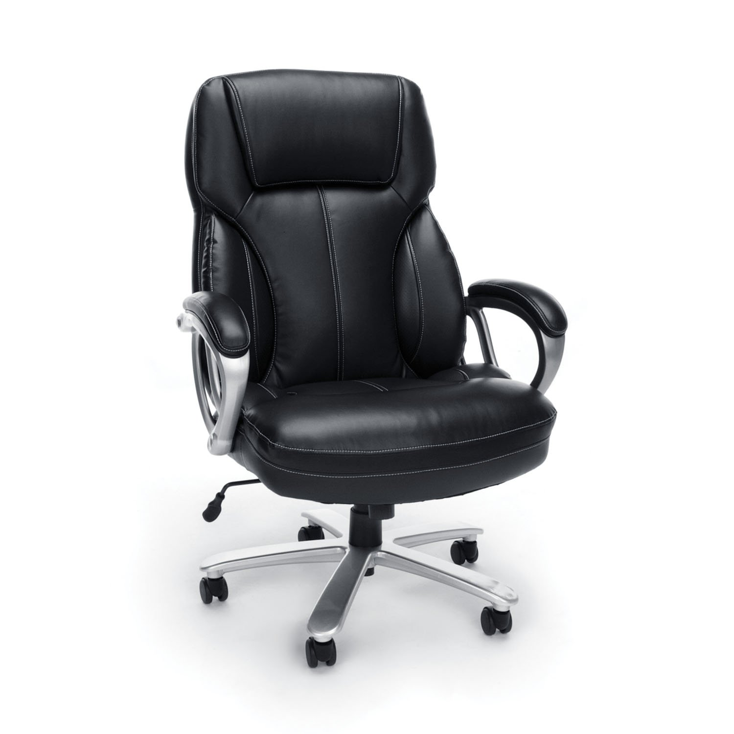 Ofm Ess 202 Essentials Big And Tall Leather Executive