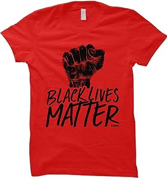 Amazon.com: Black Lives Matter WOMENS T-shirt: Clothing