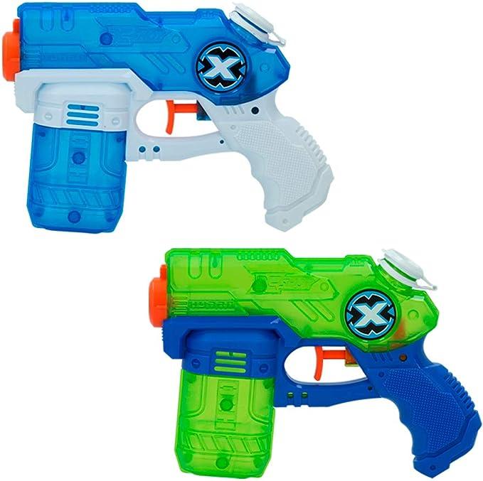 X-Shot - Set 2 pistolas de agua Stealth Soaker X-Shot (44927 ...