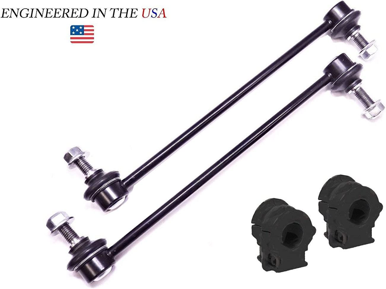 2006 fits Nissan Altima Front Left Suspension Stabilizer Bar Link With Five Years Warranty