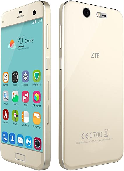 ZTE Blade S7 (32GB) - Smartphone Libre 4G LTE (Pantalla 5 ...