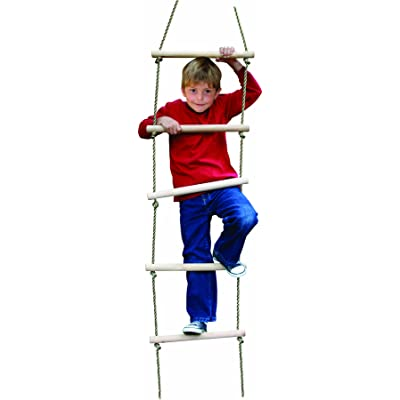 Original Toy Company Rope Climbing Ladder for Kids: Toys & Games