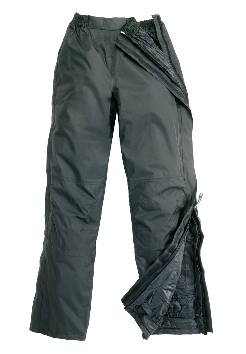Tucano Urbano Diluvio Trousers Winter Padded Waterproof Pantalon Homme L Noir