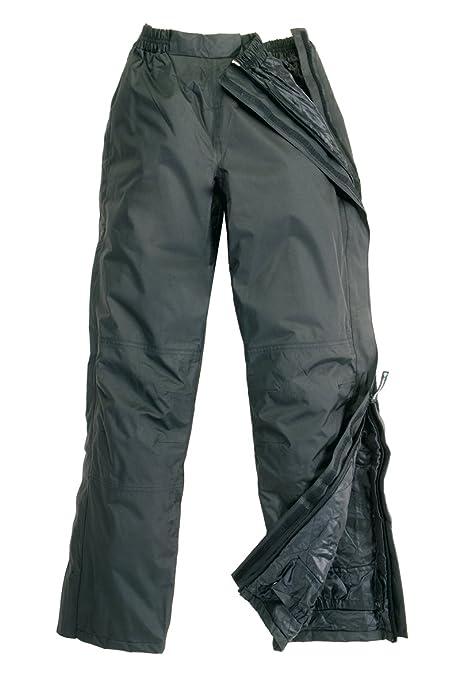 l'atteggiamento migliore 921d8 93a09 Pantalone impermeabile imbottito da moto scooter apribile Tucano Urbano 536
