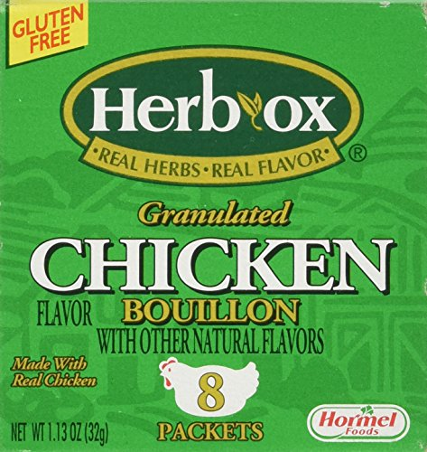 Herb Ox Chicken Bouillon - 5
