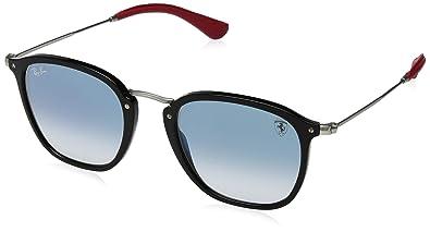 Amazon.com: Ray-Ban - Gafas de sol para hombre, plástico ...
