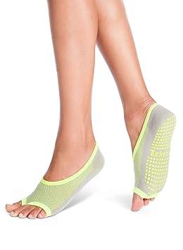 Tucketts Womens Pilates Yoga Socks 2d3649b7a20