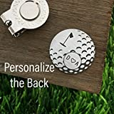 Personalized Initials Golf Ball Marker Personalized Valentines Day Review and Comparison