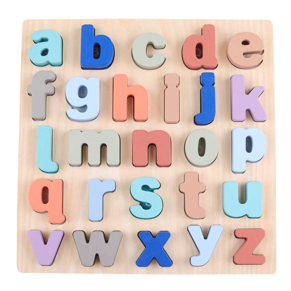 Puzzle 3d Per Bambini Regalo Di Compleanno Per Bambini 0 9 Digital Puzzle In Legno Con Personaggi Per Cognitive Xuba Puzzle Di Legno Giochi E Giocattoli
