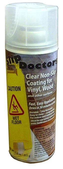 SlipDoctors Slippery Extra Fine Vinyl/Wood Floor Spray, Clear