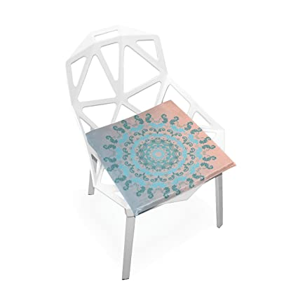Amazon.com : PLAO Soft Cushion Seat Roma Pattren Pink ...