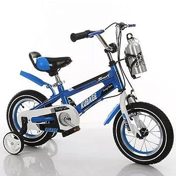 HUALQ Bicicleta Bicicleta para Niños de 12/14/16 Pulgadas 3 ...
